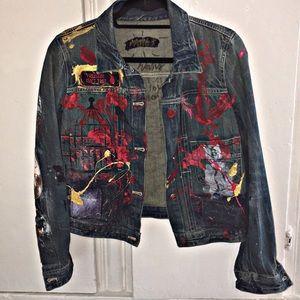 GAP Jackets & Coats - ⚡️Host Pick⚜️Custom 1969 Denim Jacket ⚜️ Small ⚡️